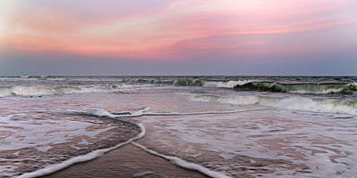 Ocean Power Photograph - My Happy Place by Betsy Knapp
