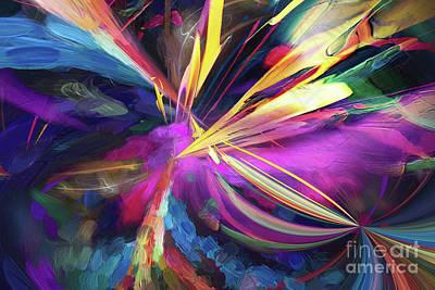 Digital Art - My Happy Place by Margie Chapman