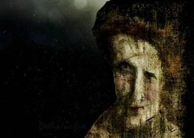 Digital Art - My Hard Life Under My Rock by Delight Worthyn