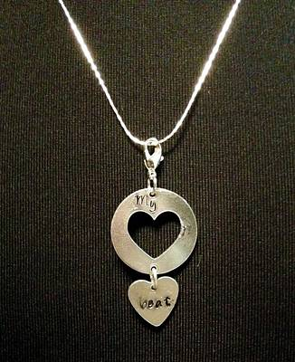 Sterling Silver Jewelry - My Heartbeat by Sarah B