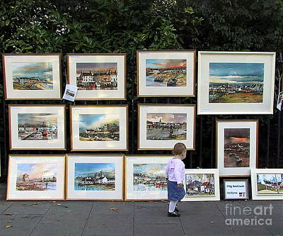 Photograph - mY iRELAND by Val Byrne