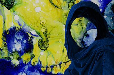Microsoft Painting - My Life Is My Life  by Sir Josef - Social Critic -  Maha Art