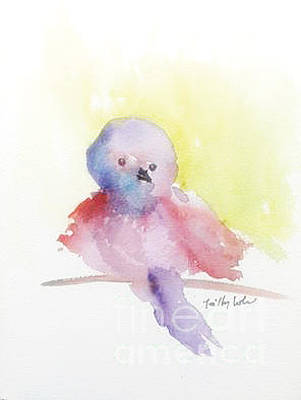 Painting - My Little One by Trilby Cole