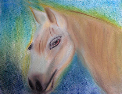 Pastel - My Little Pony by Donna Blackhall