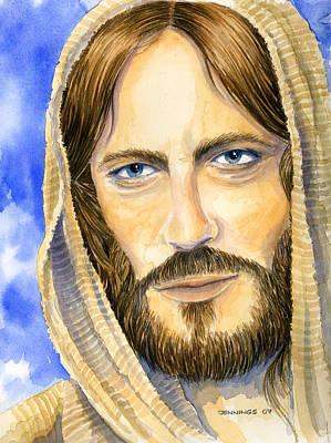 my Lord Art Print by Mark Jennings