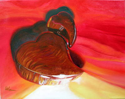 Painting - My Love by LaVonne Hand