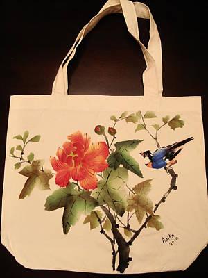 My Lovely Flower Original by Anita Lau