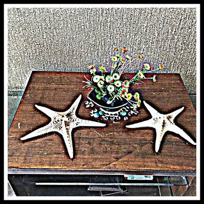 My Lucky Stars Art Print by Jagjeet Kaur