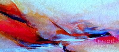 Digital Art - My Luminous Sunset by Rafael Salazar