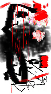 Digital Art - My Mind After The Hurricane by Rafael Salazar