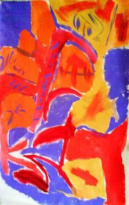 Pai Painting - My Mind by Petar Petrov