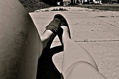 Photograph - My Mocs' by Brynn Ditsche