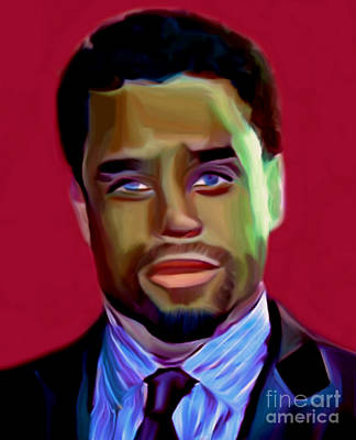 My Name Is Michael Ealy By Felix Von Altersheim Original by Felix Von Altersheim
