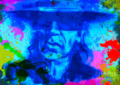 My Name Is Udo Lindenberg Pop Art Pur Original