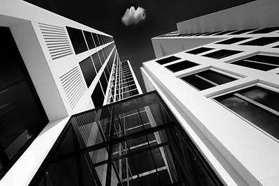 Frankfurt Photograph - My Own Cloud - Iv by Tommi
