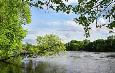 Photograph - My Place By The River by Bill Lere