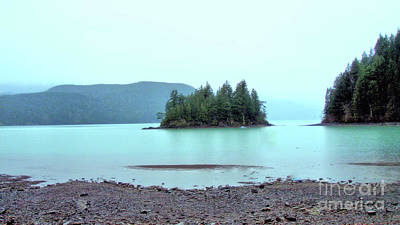 Photograph - My Private Paradise by Victor K