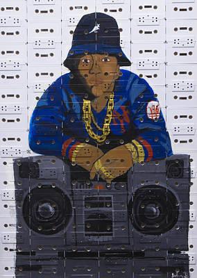 Ghetto Mixed Media - My Radio  by John Bainter