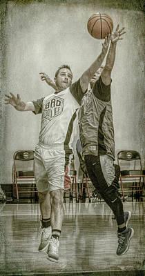 Photograph - My Rebound by Ronald Santini