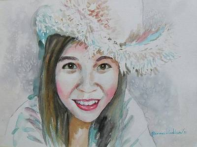 Painting - My Smile For You by Wanvisa Klawklean