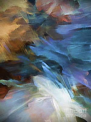 Digital Art - My Soul Finds Rest In God by Margie Chapman