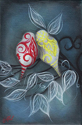 Painting - My Soulmate by Abril Andrade Griffith