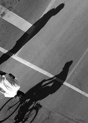 Photograph - My Stolen Bike  by Jerry Cordeiro