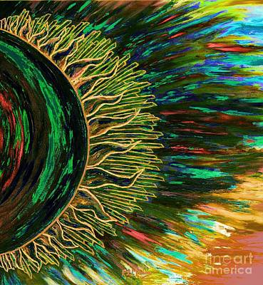 Painting - My Sun by Loredana Messina