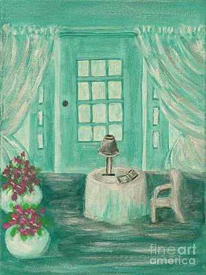 Painting - My Sun Room by Pati Pelz