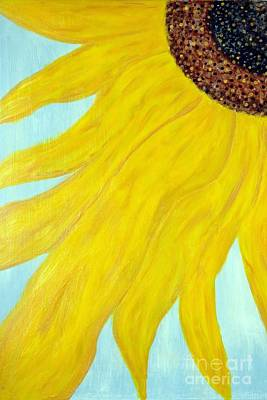 Photograph - My Sunflower by Benanne Stiens