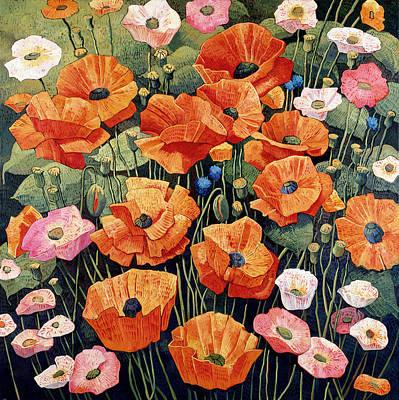 My Taos Wildflowers Art Print