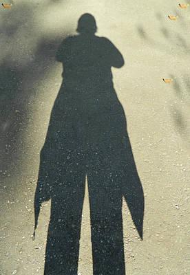 My Ten Foot Shadow 2 Art Print by Emmy Marie Vickers