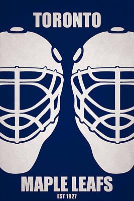 My Toronto Maple Leafs Art Print by Joe Hamilton