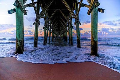 Underneath Photograph - My Tranquil Heaven by Betsy Knapp