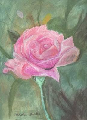 My Wild Irish Rose Art Print by Carole Clark