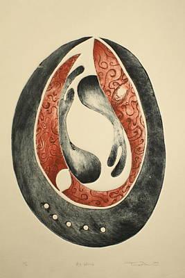My Womb Art Print