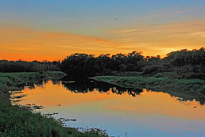 Photograph - Myakka River State Park Sunset By H H Photography Of Florida by HH Photography of Florida