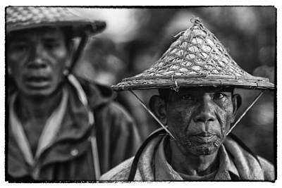 Myanmar Lost In Time 19 Art Print