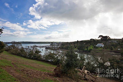 Photograph - Mylor View by Terri Waters