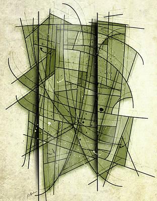 Digital Art - Myriad by Gary Bodnar