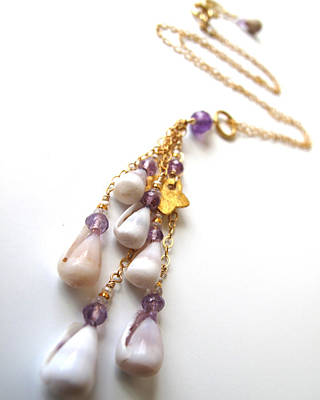 Adove Jewelry - Myrrhmaid Treasure Bundle Necklace by Adove  Fine Jewelry