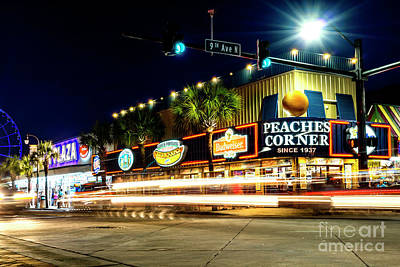 Photograph - Myrtle Beach Boulevard by David Smith