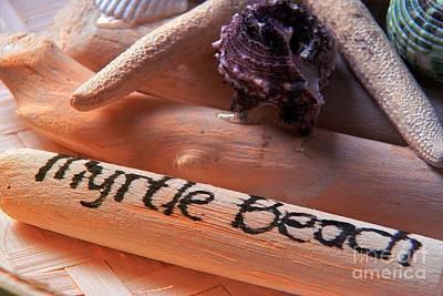 Photograph - Myrtle Beach Forever by Bob Pardue
