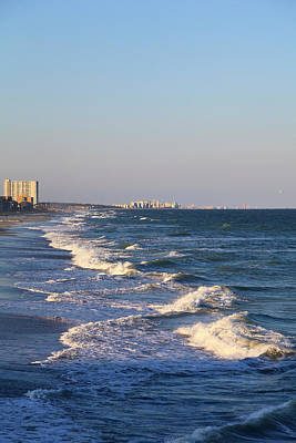 Photograph - Myrtle Beach by Jill Lang