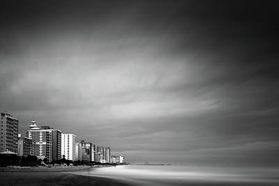 South Carolina Wall Art - Photograph - Myrtle Beach Ocean Boulevard by Ivo Kerssemakers