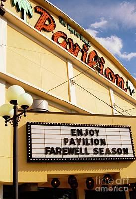 Photograph - Myrtle Beach Pavilion Farewell by Bob Pardue