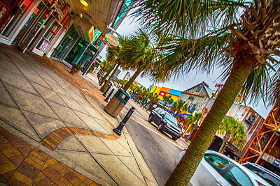 Photograph - Myrtle Beach Shopping by Karol Livote