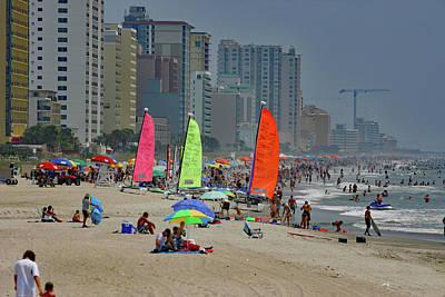 Photograph - Myrtle Beach South Carolina 10 by Joseph C Hinson Photography