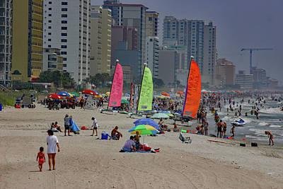 Photograph - Myrtle Beach South Carolina 11 by Joseph C Hinson Photography