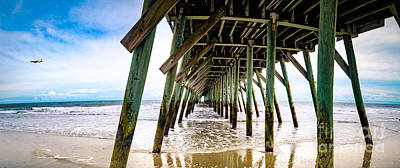 Photograph - Myrtle Beach State Park Pier by David Smith